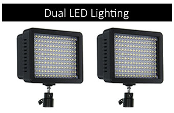 Dual LED Lighting